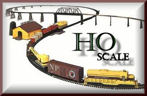 Make your own HO scale model train set for your model railroading experience at KraftTrains.com.