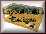 Making Your Own Layout Table Designs for your model train set landscaping and model railroading experience at KraftTrains.com.