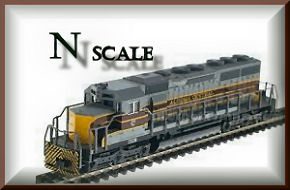 Make your own N scale model train set for your model railroading experience at KraftTrains.com.