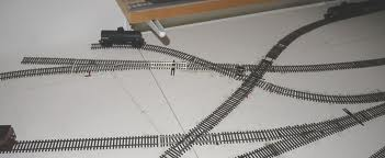 Laying Track Your Train Set Track Designs O Ho N Scale